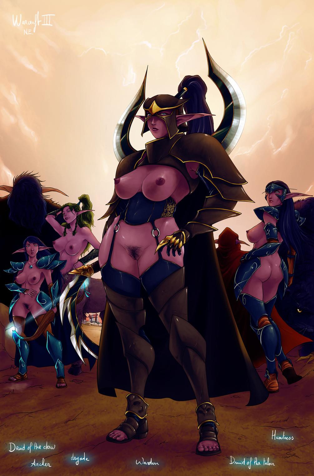 world doom guard of warcraft Muma_no_machi_cornelica