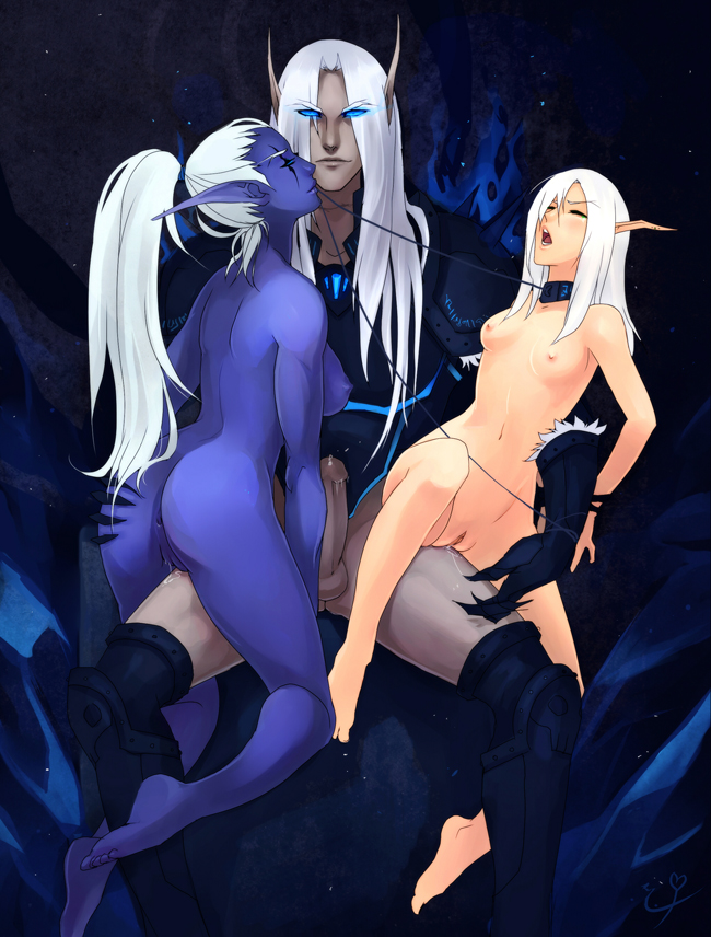 blood demon hunter elf female What is diego from ice age