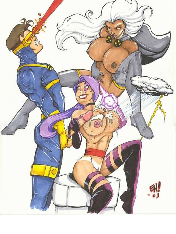 anime x-men storm Who framed roger rabbit jessica rabbit naked