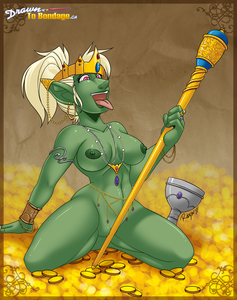 warcraft world of goblin female Male to female transformation comic