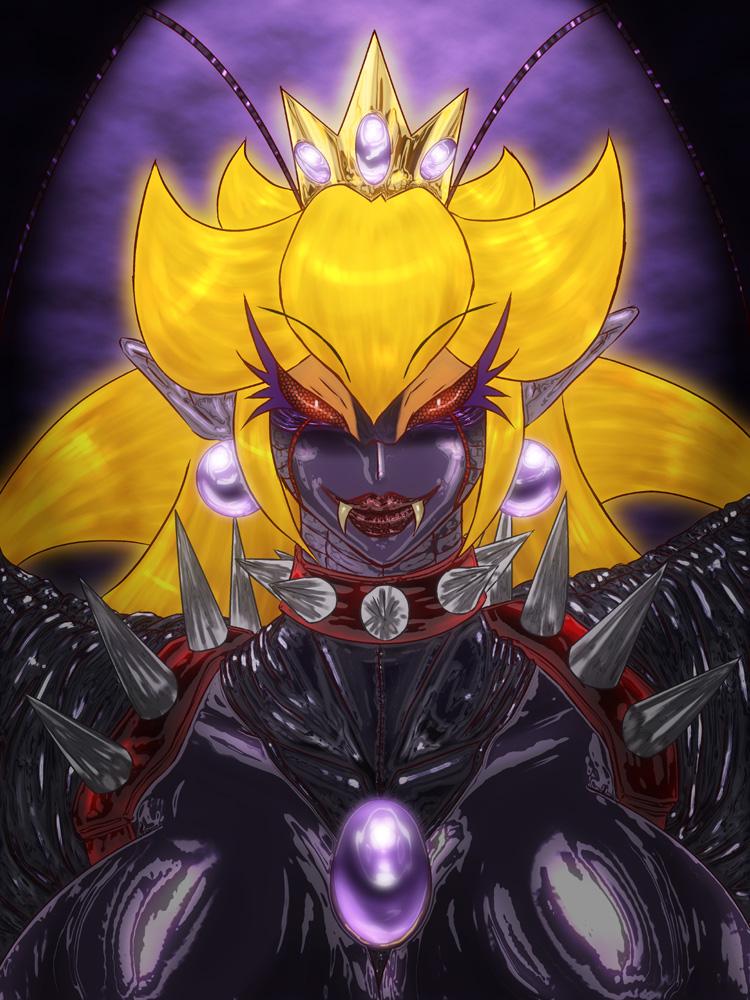 bowser hentai princess peach and Fire emblem fates blue hair