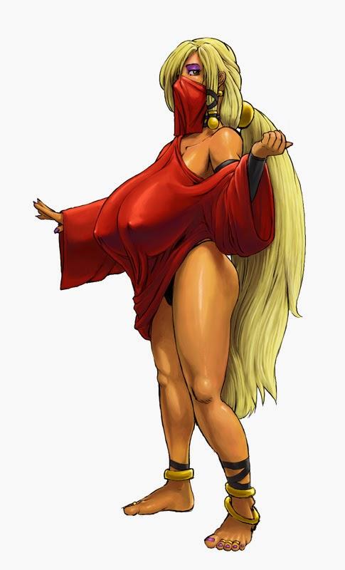 queen opala of the legend Mo game mo kaihatsu zanmai