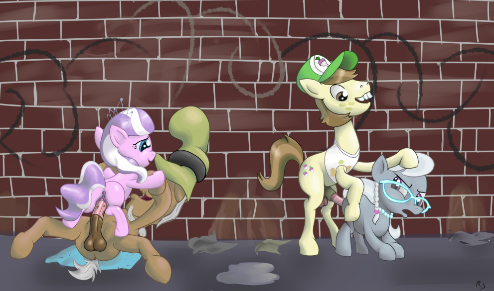 little diamond pony my tiara Devil may cry dante gif