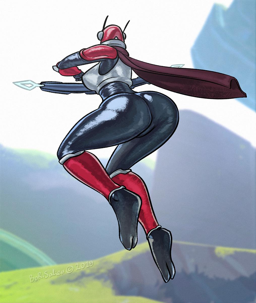 risk booty huntress rain of 2 Kill la kill mako's mom