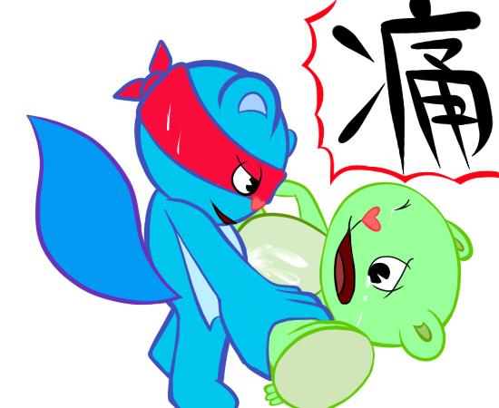 de happy friends videos tree Sei shoujo seido ikusei gakuen
