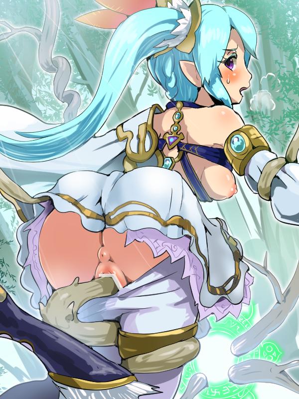 zelda of legend the xxx Captain rico attack on titan