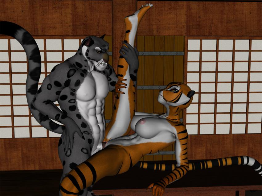 kung panda fu Shin megami tensei iv apocalypse toki