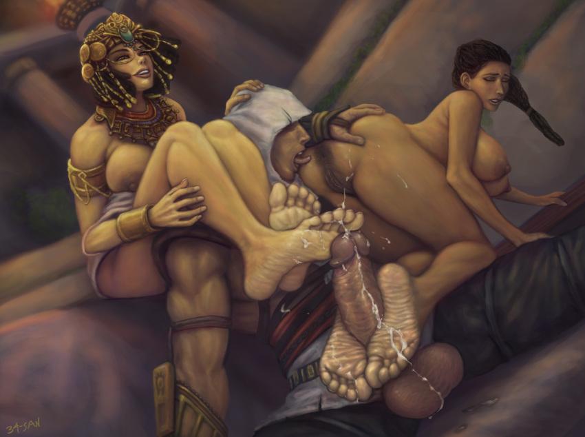 cleopatra assassin's origins nude creed Dexter's laboratory dee dee naked