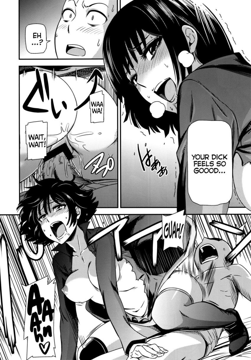 man fanart fubuki punch one Cluck like a chicken bible black