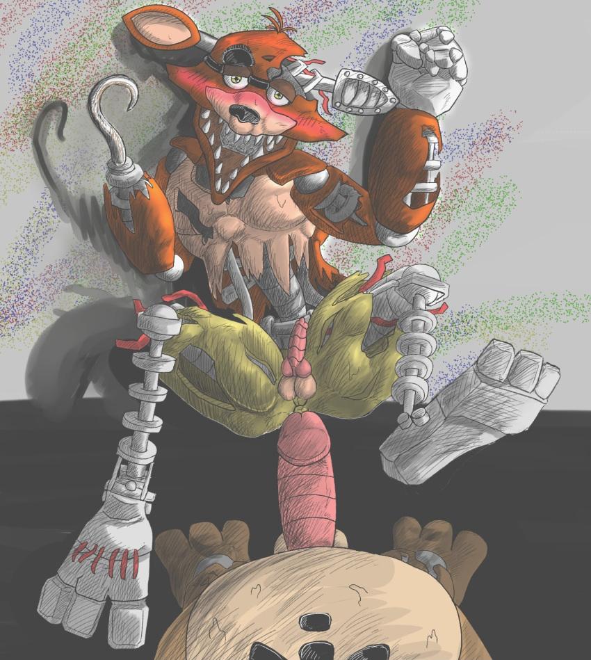 at nights game play five anime Supernova rick and morty porn