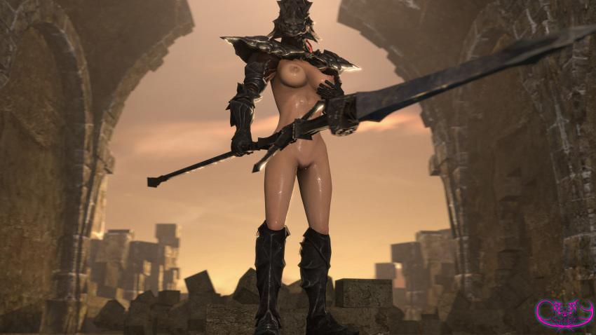 souls looking knight glass dark 2 Neon genesis evangelion asuka nude