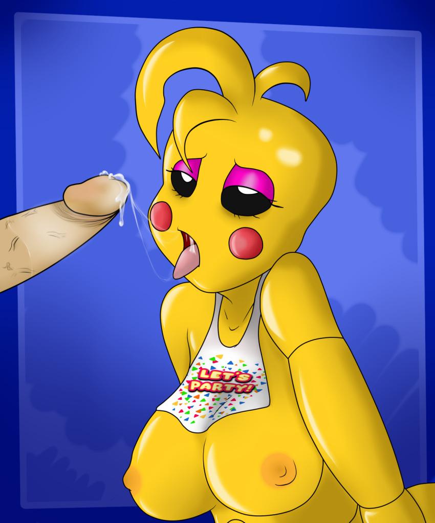 x toy bonnie chica withered Kangoku: injoku no jikkentou