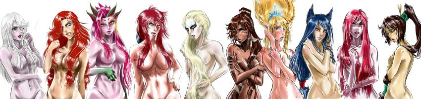 legends nude of katarina league Shantae and the pirate's curse