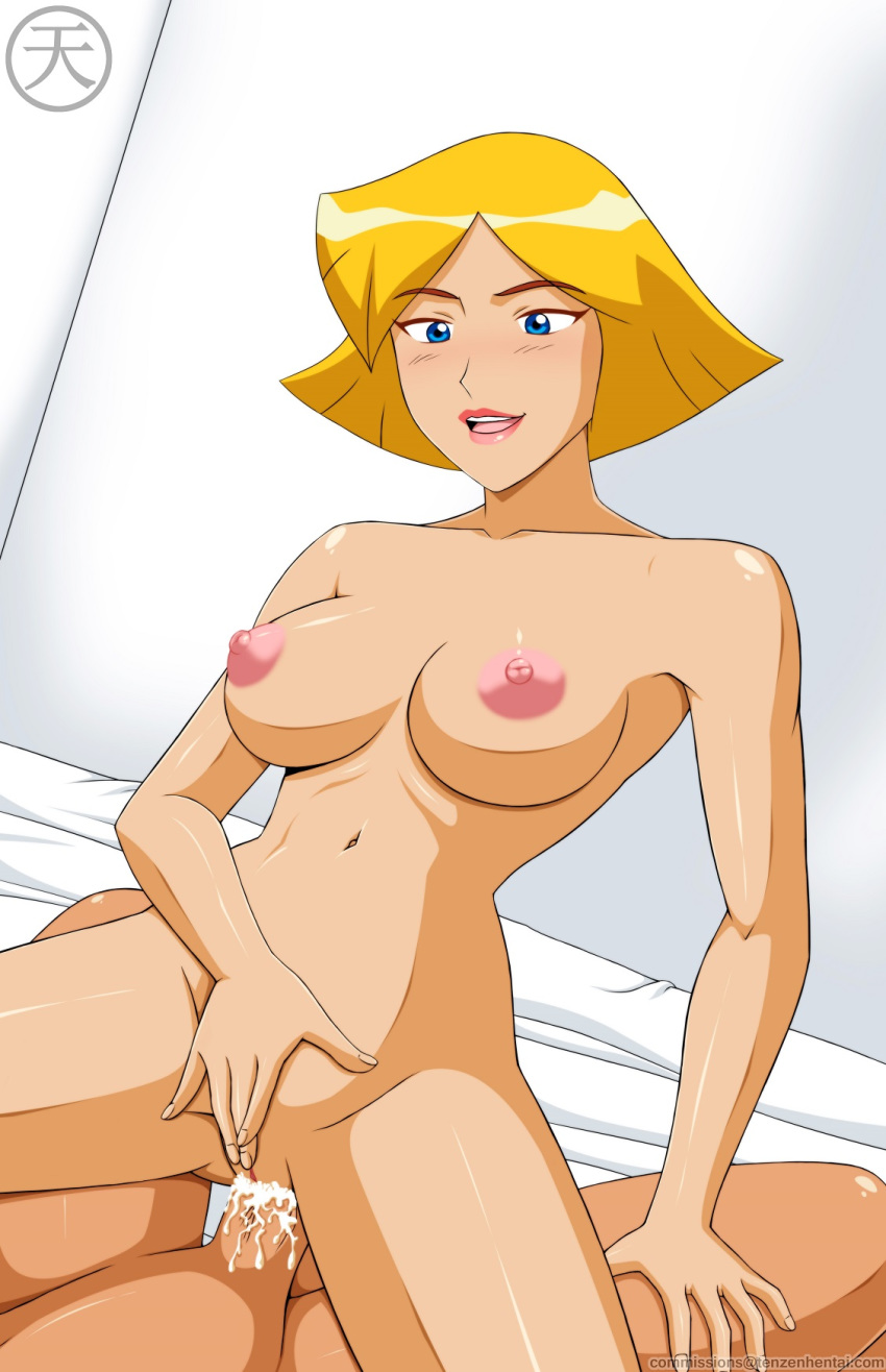 in space spies totally spies Cassandra rage of the dragons