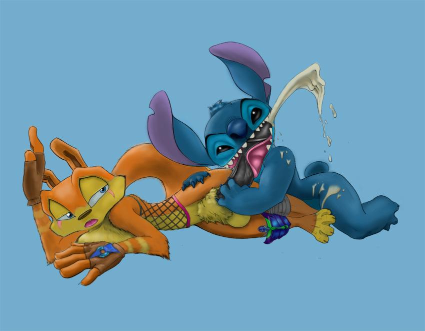 lilo gantu and from stitch Naruto x fem sai fanfiction