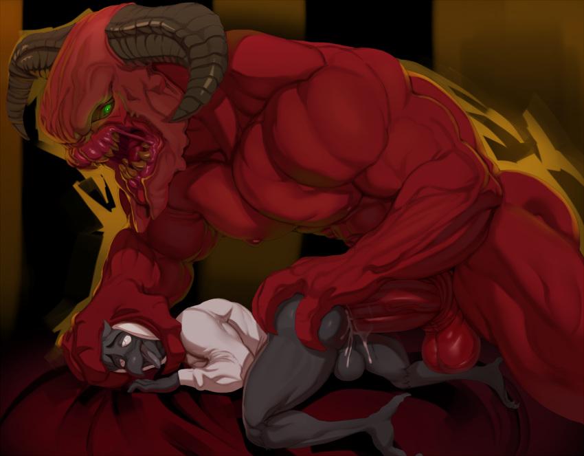of hell baron A centaur's life