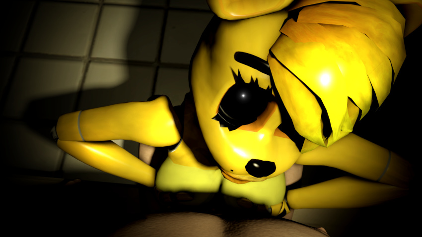 freddys at animated five night Who is chroms younger sister