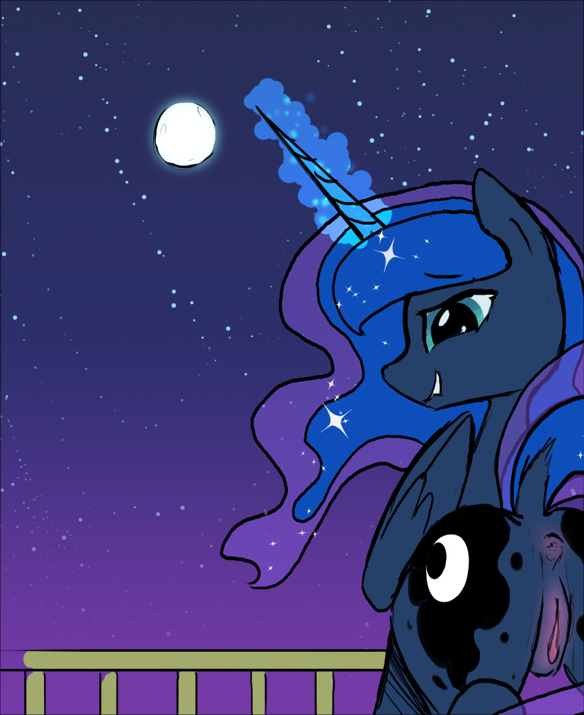 pony pictures little princess luna my Mother-of-trolls