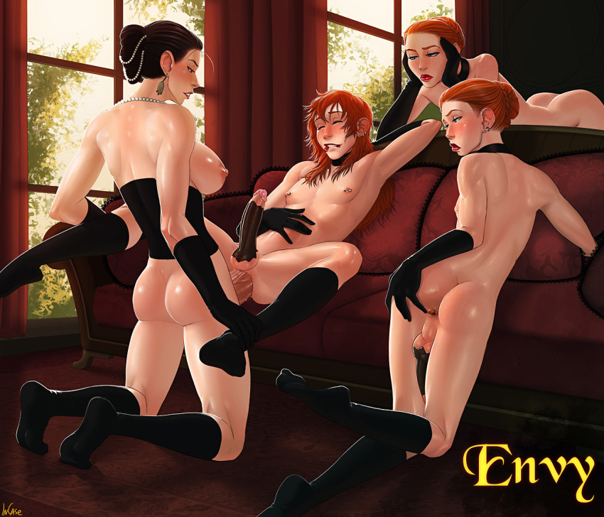 elizabeth deadly sins naked seven My candy love episode 34