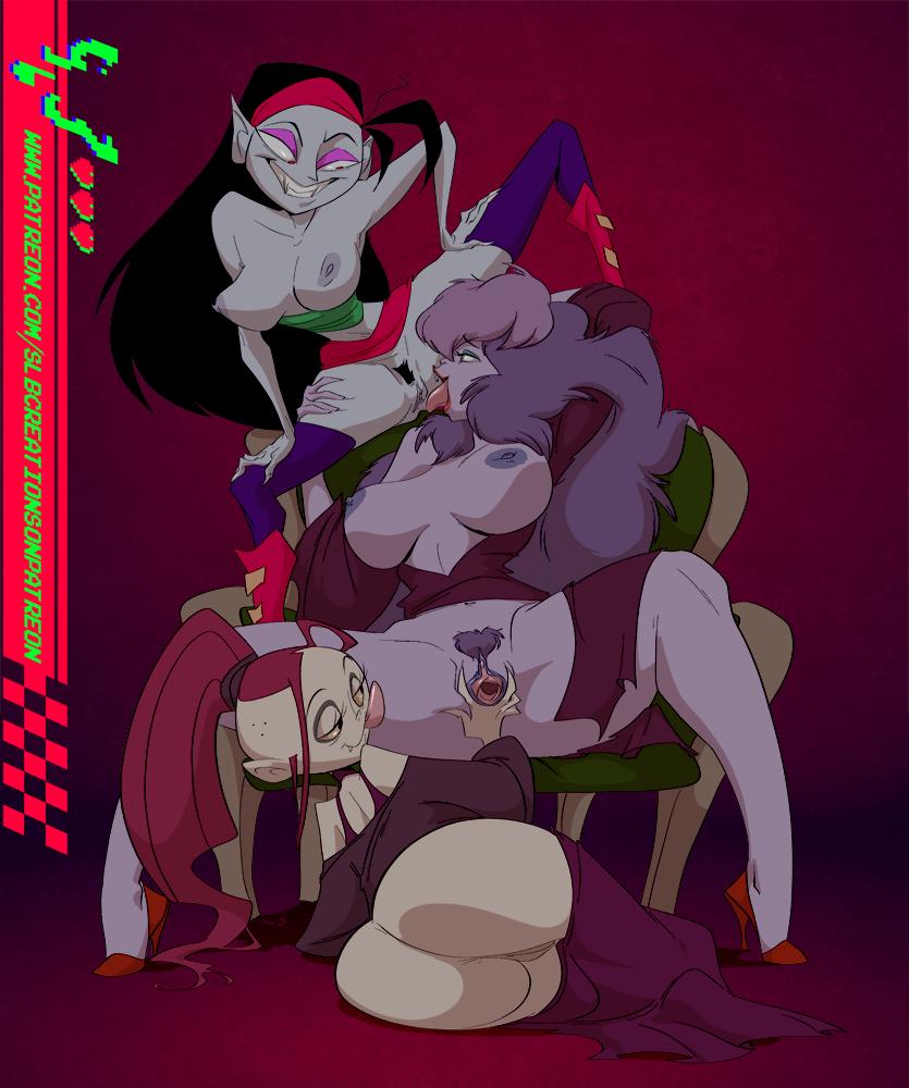 vampire scooby of and the the doo legend daphne bikini My hero academia momo nude