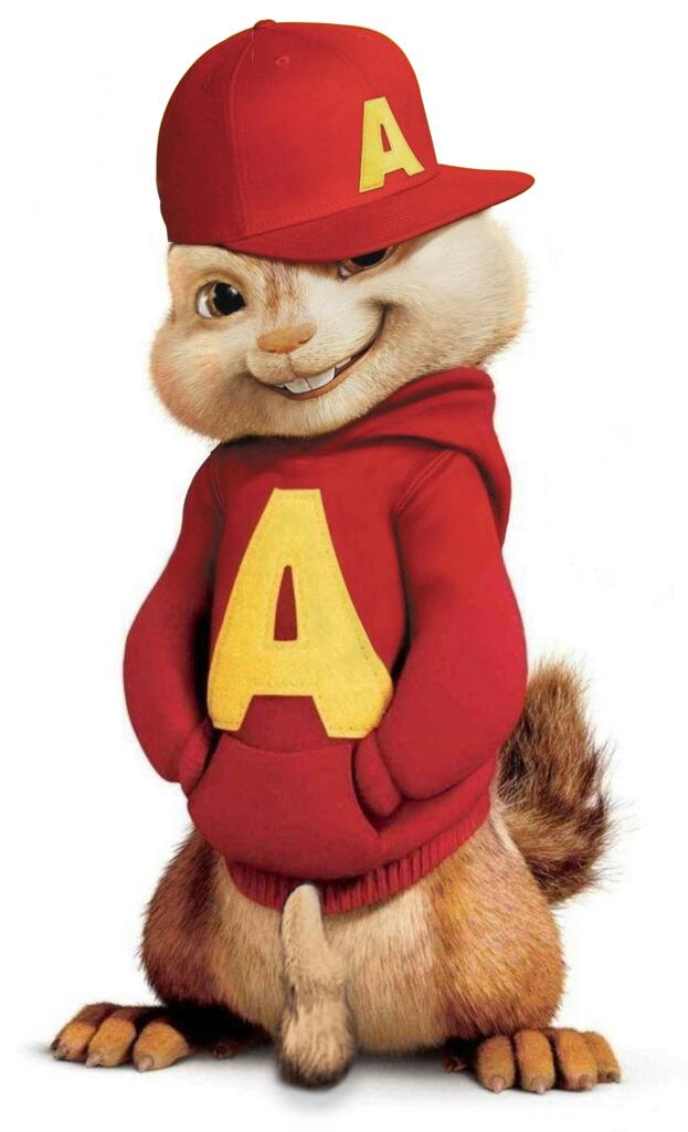 eleanor and chipmunks alvin the Spooky's house of jumpscares specimen 3