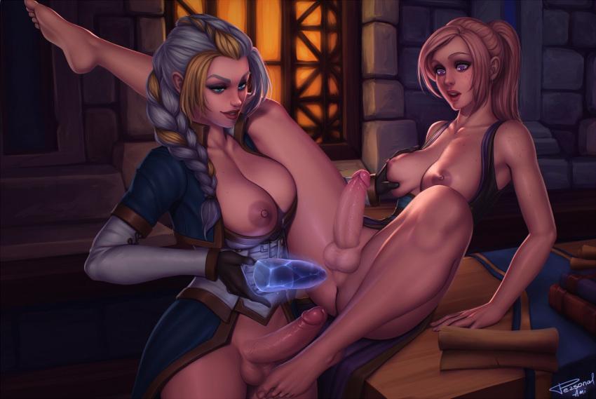 female troll warcraft world of Final fantasy 8